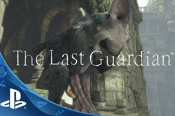 Opis gry The Last Guardian